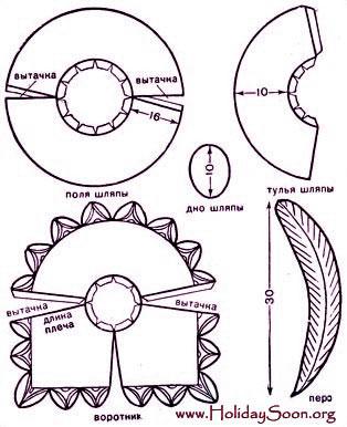 коса схема вязания спицами