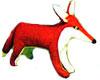 Лисенок (мягкая игрушка)