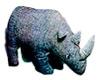 Носорог (мягкая игрушка)
